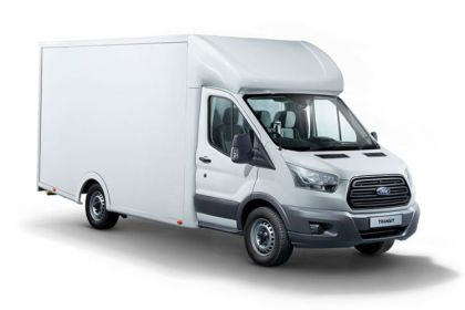 Lease Ford Transit van leasing