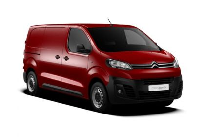 Citroen Dispatch Van e-Dispatch M 1000Kg Elec 50kWh 101KW FWD 136PS Enterprise Van Auto