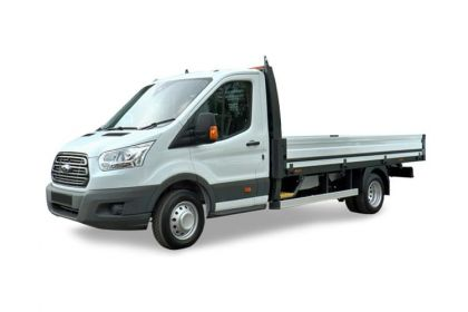 Lease Ford Transit HGV van leasing