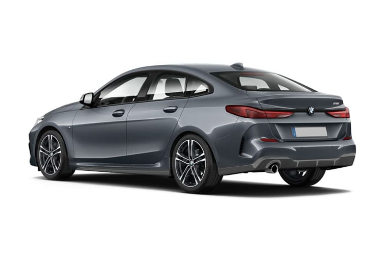 BMW 2 Series 218 Gran Coupe 2.0 d 150PS M Sport 4Dr Auto [Start Stop] [Tech] back view
