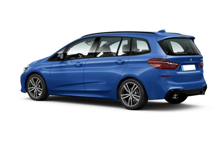 BMW 2 Series Tourer 218 Gran Tourer 1.5 i 140PS Luxury 5Dr DCT [Start Stop] [Tech II] back view