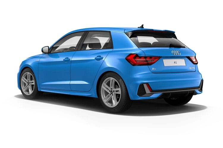 Audi A1 35 Sportback 5Dr 1.5 TFSI 150PS Sport 5Dr S Tronic [Start Stop] back view