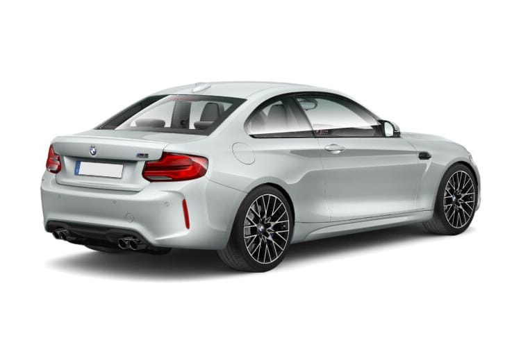 BMW 2 Series 218 Coupe 1.5 i 136PS Sport 2Dr Auto [Start Stop] back view