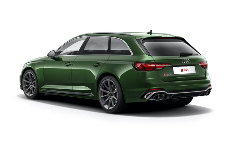 Audi A4 35 Avant 5Dr 2.0 TFSI 150PS Technik 5Dr Manual [Start Stop] [Comfort Sound] back view