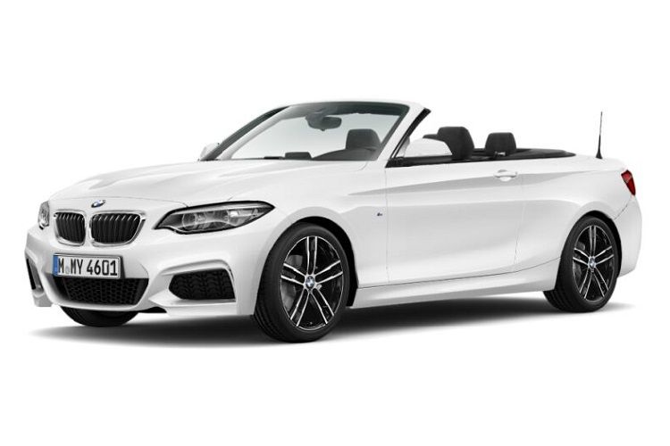 BMW 2 Series 218 Convertible 2.0 d 150PS Sport 2Dr Manual [Start Stop] front view