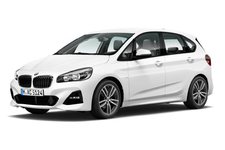 BMW 2 Series Tourer 218 Gran Tourer 1.5 i 140PS Luxury 5Dr DCT [Start Stop] [Tech II] front view