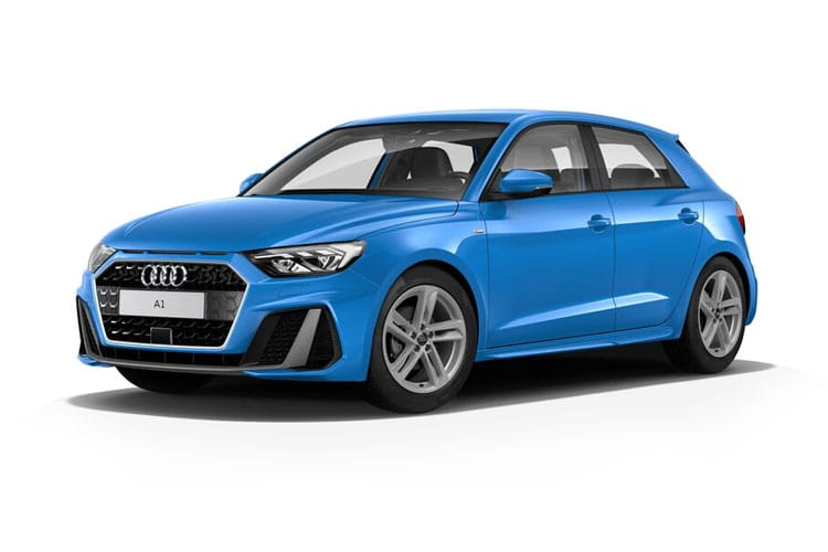 Audi A1 35 Sportback 5Dr 1.5 TFSI 150PS Sport 5Dr S Tronic [Start Stop] front view