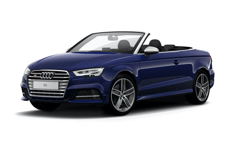 Audi A3 35 Cabriolet 2Dr 1.5 TFSI 150PS S line 2Dr Manual [Start Stop] [Technology] front view