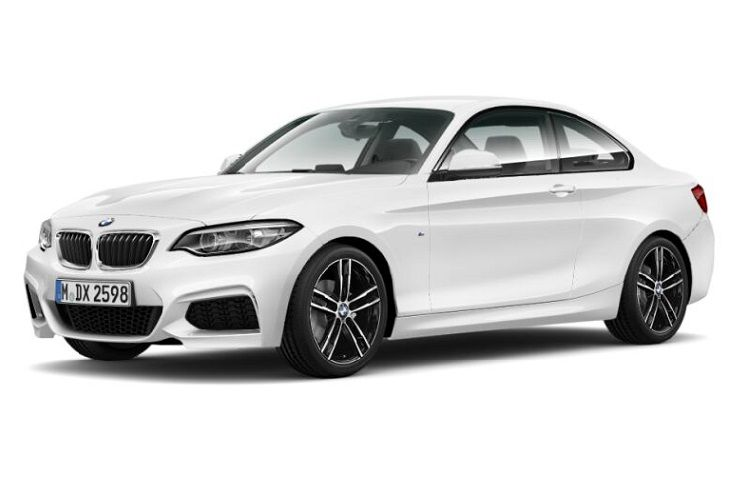 BMW 2 Series 218 Coupe 1.5 i 136PS Sport 2Dr Auto [Start Stop] front view