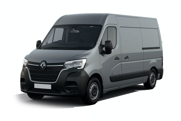 Renault Master LWB 35 FWD 2.3 dCi ENERGY FWD 150PS Business+ Van Medium Roof Manual [Start Stop] front view