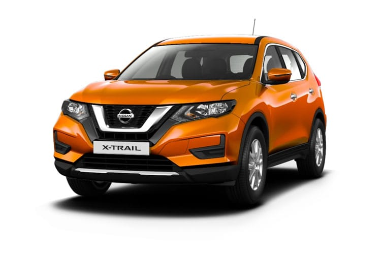 Nissan X-Trail SUV FWD 1.3 DIG-T 158PS N-Connecta 5Dr DCT Auto [Start Stop] [5Seat] front view