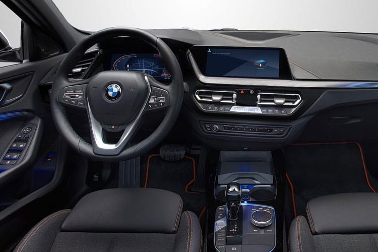 BMW 1 Series 128 Hatch 5Dr 2.0 ti 265PS  5Dr Auto [Start Stop] inside view