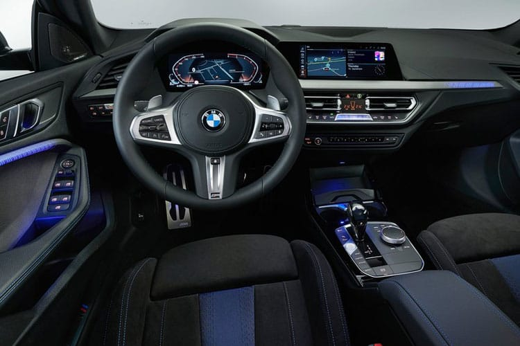 BMW 2 Series 218 Gran Coupe 2.0 d 150PS M Sport 4Dr Auto [Start Stop] [Tech] inside view