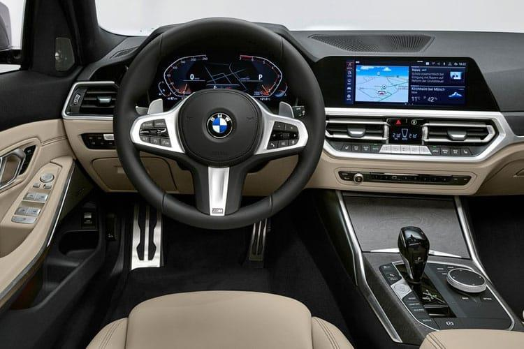 BMW 3 Series 320 xDrive Touring 2.0 d 190PS M Sport 5Dr Auto [Start Stop] [Tech] inside view