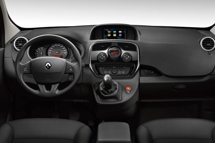 Renault Kangoo Maxi LL21 1.5 dCi ENERGY FWD 115PS Business Cab Crew Van Manual [Start Stop] inside view