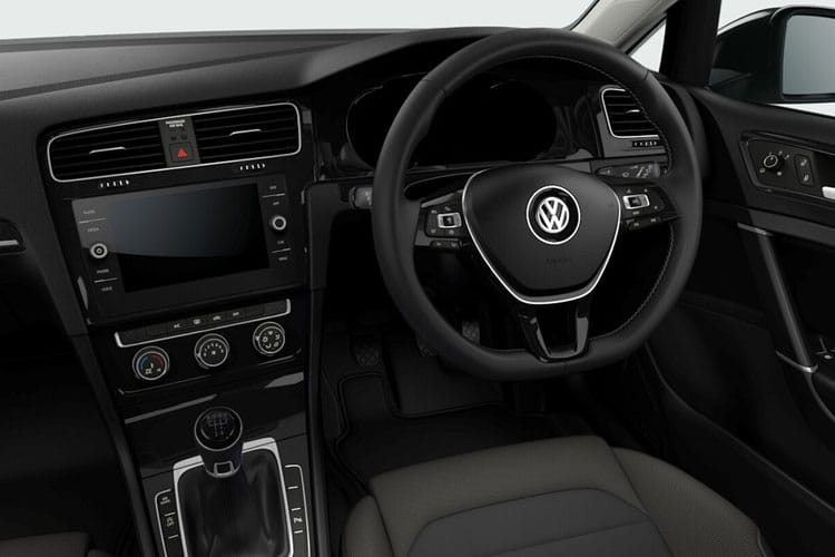 Volkswagen Golf Hatch 5Dr 1.5 TSI 150PS Life 5Dr Manual [Start Stop] inside view