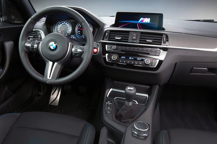 BMW 2 Series 218 Coupe 1.5 i 136PS Sport 2Dr Auto [Start Stop] inside view