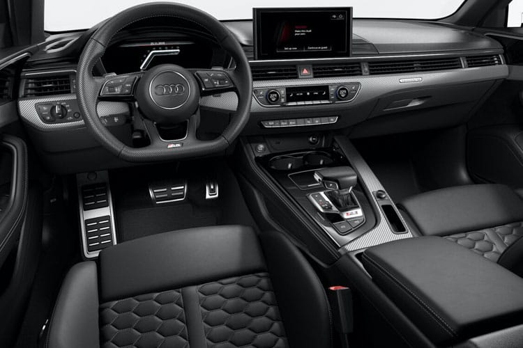 Audi A4 35 Avant 5Dr 2.0 TFSI 150PS Technik 5Dr Manual [Start Stop] [Comfort Sound] inside view