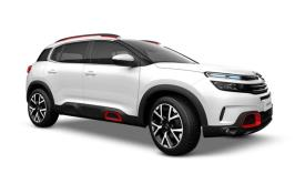 Citroen C5 Aircross SUV car leasing